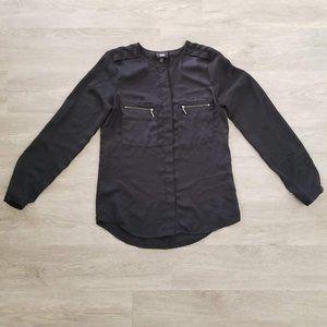 Mossimo Long Sleeve Top XS